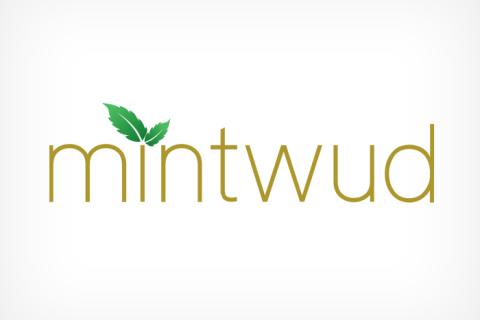Mintwud Logo Design