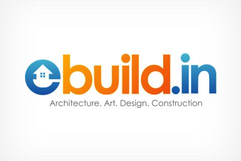 eBuild.in Logo Design