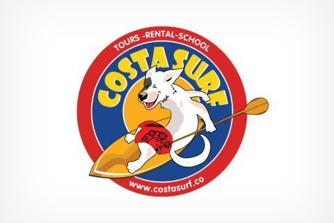 logo design for CostaSurf