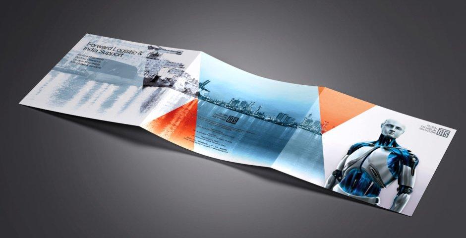 brochure design for GTS